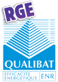 logo qualibat isolation
