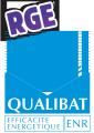 logo qualibat isolation